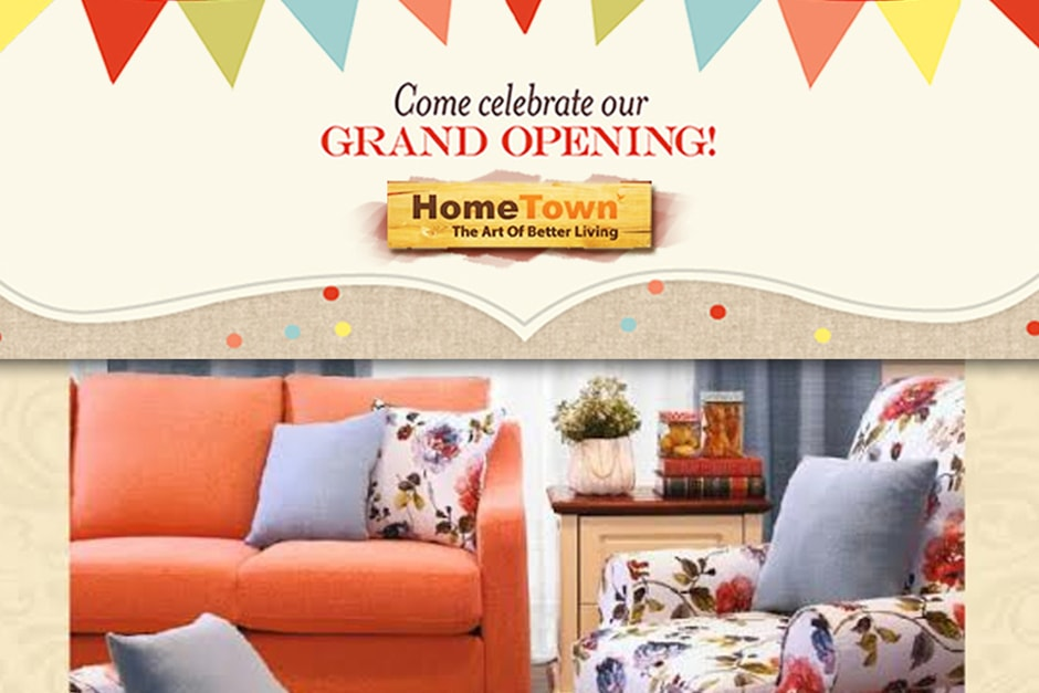 Home Town opens up in Asansol Sentrum