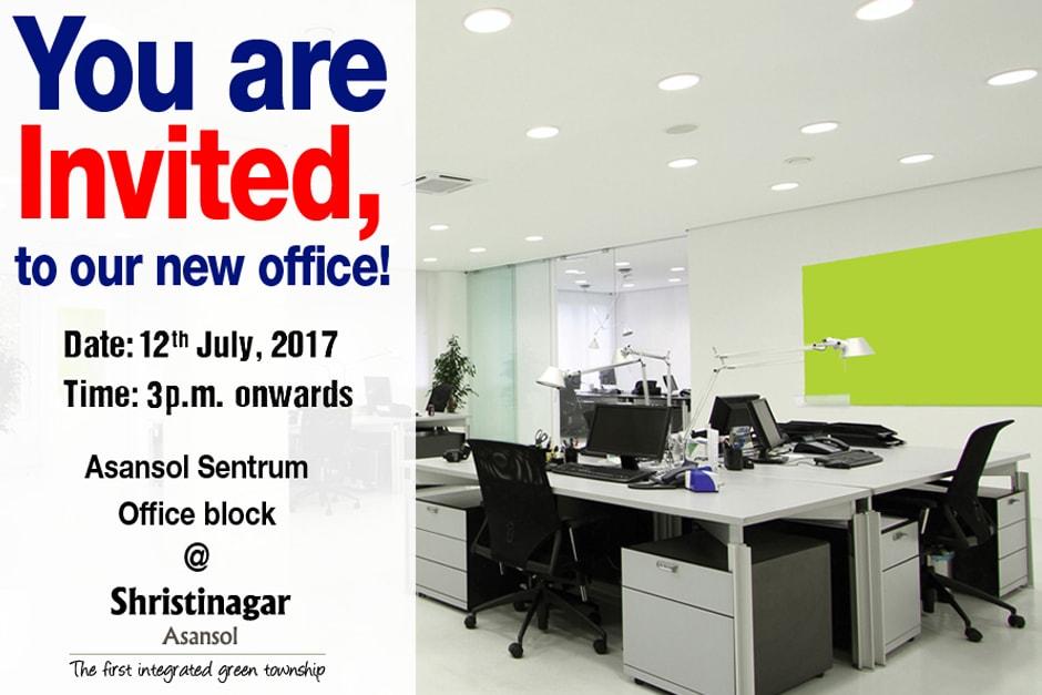 Launch of Asansol Office Block
