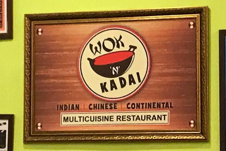 Feast Wok N Kadai New Outlet