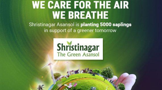 Tree Plantation for a Greener Asansol