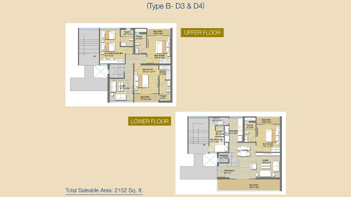 shristinagar asansol townhouse floor plan