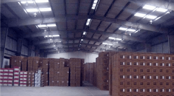 GST foundation status props up warehousing reality development
