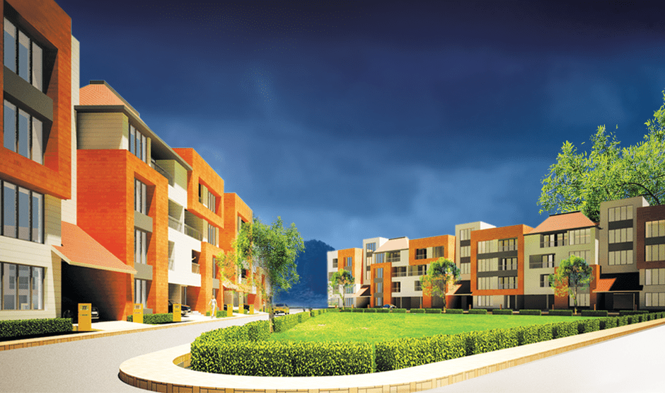 Residential Property Rates in Asansol as of 2018